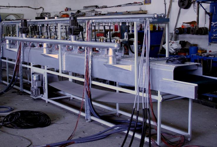Endüstriyel Mikrodalga Kurutma Fırını